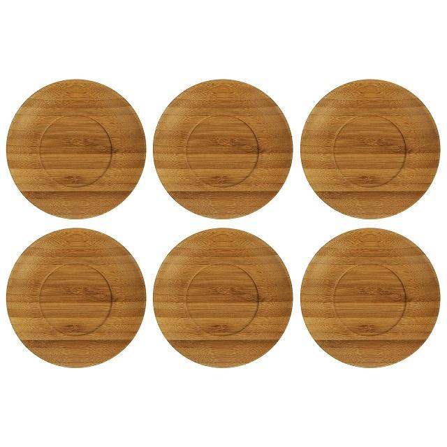 ست نعلبکی 6 عددی بامبوم مدل : SILVA