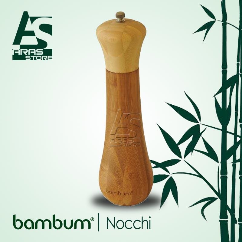 آسیاب فلفل بامبوم مدل : nucchi
