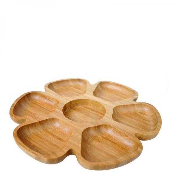 سینی مزه چرخان 360 درجه bambum مدل:BCPI01