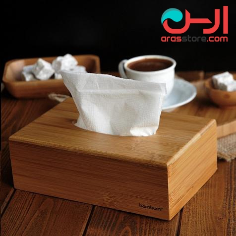 جادستمال کاغذی بامبوم مدل:metta