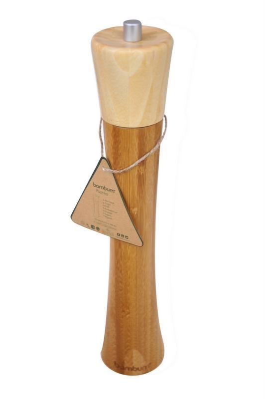 آسیاب فلفل بامبوم(بزرگ) مدل :paprika