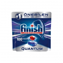 قرص ماشین ظرفشویی فینیش کوانتوم 100 عددی FINISH