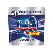 قرص ماشین ظرفشویی فینیش کوانتوم 80 عددی FINISH