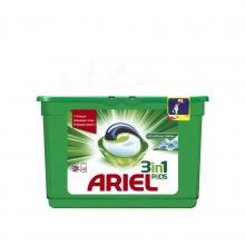 قرص ماشین لباسشویی آریل مدل بالشتکی مخصوص لباس رنگی 15 عددی