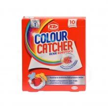 دستمال ضد رنگ ماشین لباسشویی کالر کچر تعداد 10 عددی