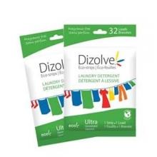 دستمال شوینده لباس 32 عددی دیزولو DIZOLVE