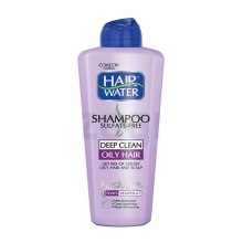 شامپو بدون سولفات کامان مناسب موهای چرب حجم 400 میل