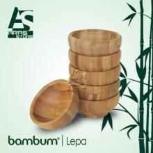 ست پیاله 6 عددی بامبوم مدل : LEPA