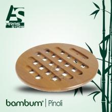 زیر قابلمه و کتری بامبوم مدل : Pinoli
