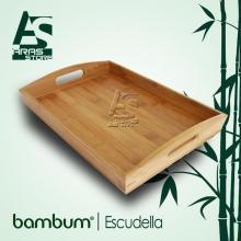 سینی بامبوم مدل : escudella