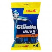 خودتراش ژیلت مدل Blue2 تعداد 14 عددی