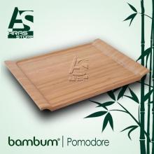 سینی بامبوم مدل: pomodore
