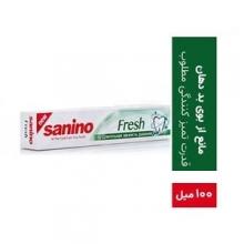 خمیر دندان سانینو مدل Fresh حجم 100 میل