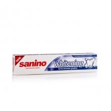 خمیر دندان سفید کننده سانینو مدل Whitening حجم 100 میل