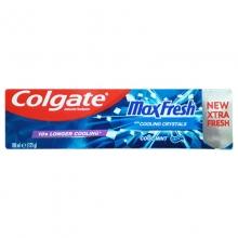 خمیر دندان کلگیت مدل Max Fresh با رایحه نعنا خنک 100 میل