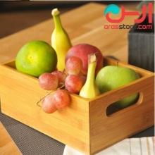 ظرف میوه ی بامبوم مدل:pecho