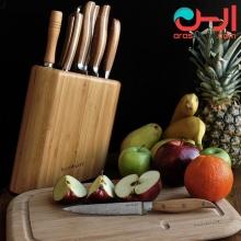 ست چاقوی آشپزخانه ی بامبوم مدل:chillo