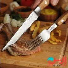چاقوی سرو غذای بامبوم:gubon