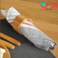 حلقه ی 6 تایی دستمال بامبوم مدل:ringo