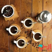 ست قهوه خوری بامبوم مدل: frappe