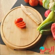 تخته ی سبزیجات بامبوم مدل:molida