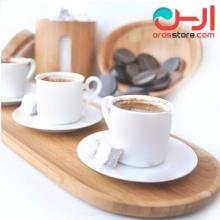 سینی قهوه و چای بامبوم مدل:latte