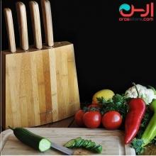 ست چاقوی آشپزی بامبوم مدل:agudo