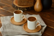 ست قهوه خوری 2نفره مدل SOSA