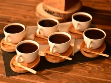 ست 18 پارچه قهوه خوری بامبوم مدلtecha