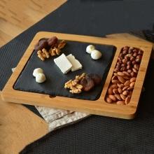 سینی بامبو-سنگی سرو استیک برند بامبوم مدل mielle