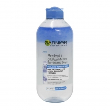 پاک کننده دو فاز میسلار واتر پوست حساس گارنیر 400ml